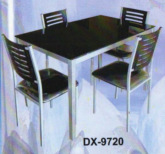 DX9720 4 Chair Dining Table Cebu Appliance Center