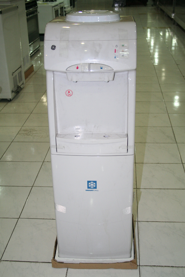 Ge Hot Cold Water Dispenser With Refrigerator Automatic