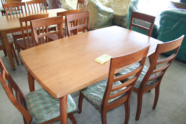 Wood Dining Table DT 4016 4027 Cebu Appliance Center