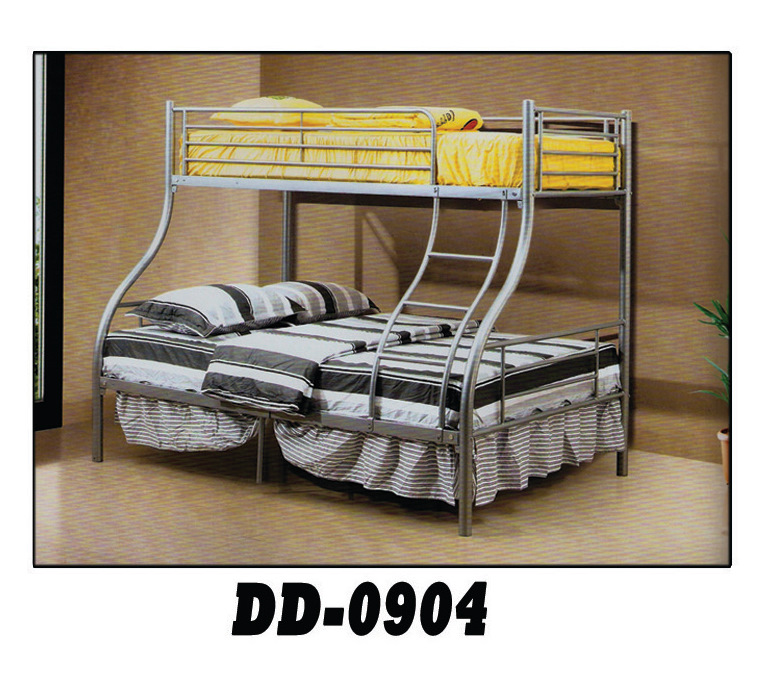 Dew foam dd 0904 double deck bed frame cebu appliance center - Double deck bed designs for small spaces pict ...