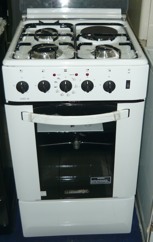 La Germania Electric Oven Sl5031 40wr Cebu Appliance Center