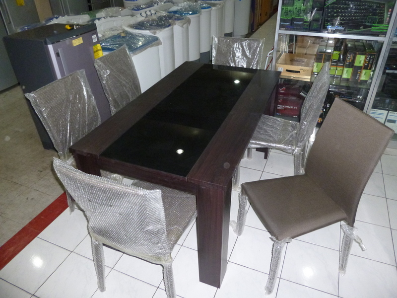 6 Chair Dining Table Cebu Appliance Center