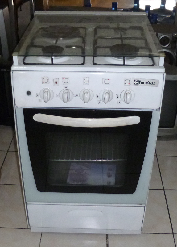 Pre Owned Eurogas 3 Gas Burner 1 Electric Range Cebu