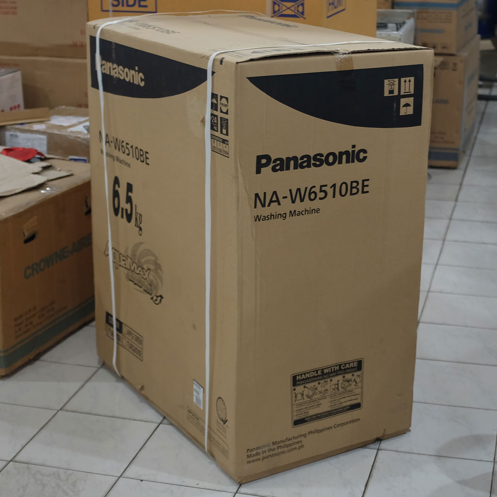 Panasonic Na W6510be 6 5 Kg Twin Tub Washing Machine W