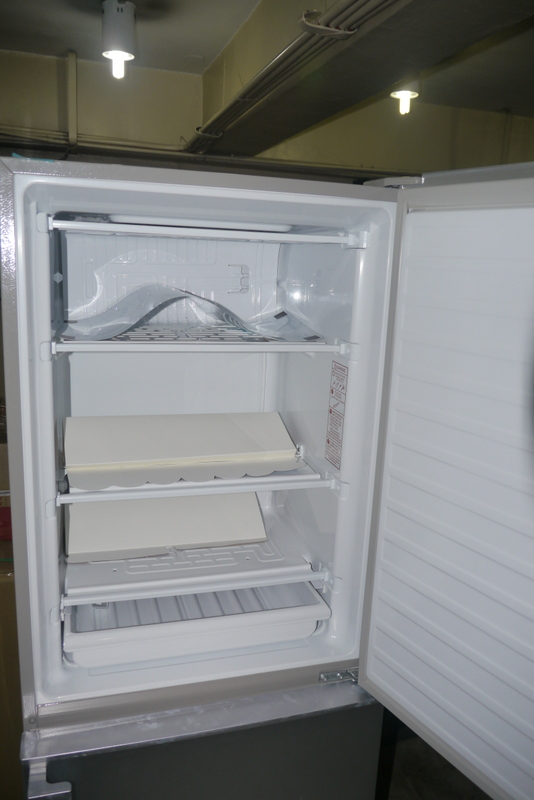 Panasonic 10 7 Cuft 2 Door Refrigerator Manual Defrost