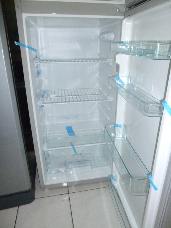 Sharp 7.7 cuft 2 door refrigerator - Cebu Appliance Center
