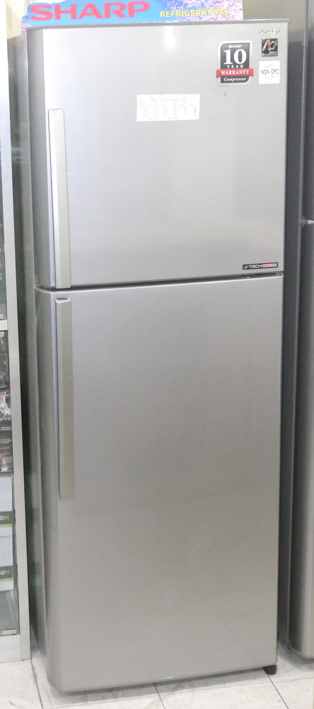 Sharp 11 Cuft 2 Door No Frost Inverter Refrigerator Cebu