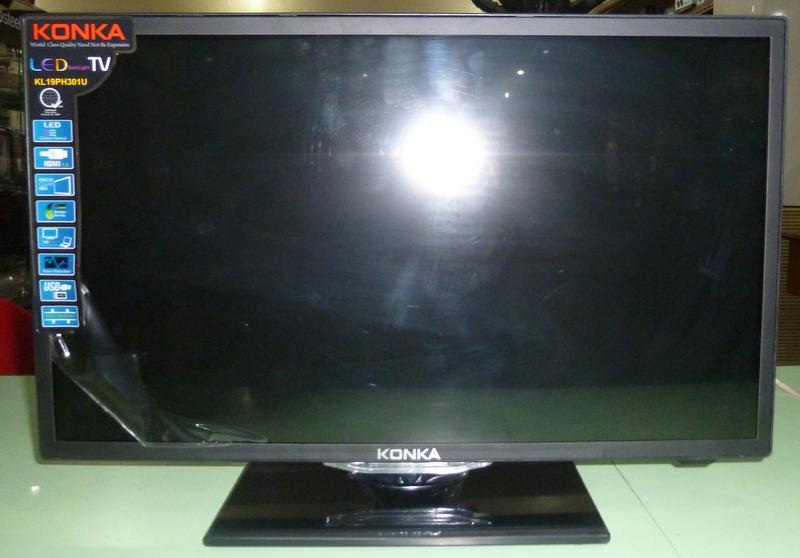Konka 19 Quot Led Tv Monitor With Hdmi And Vga Input Cebu