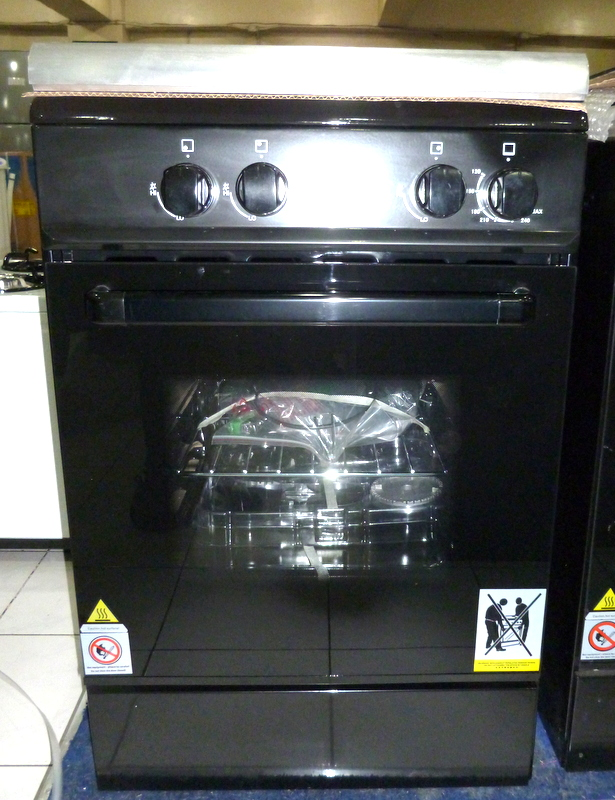 White Westinghouse 3 Burner Gas Range With Oven Cebu