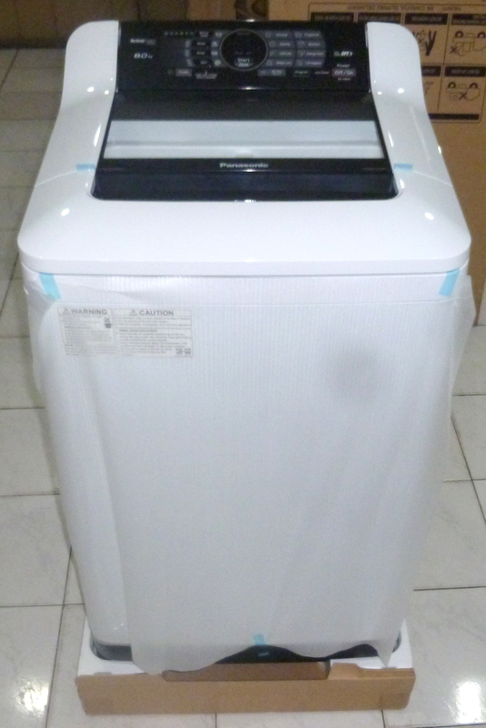 Panasonic 8 Kg Fully Automatic Washing Machine Cebu