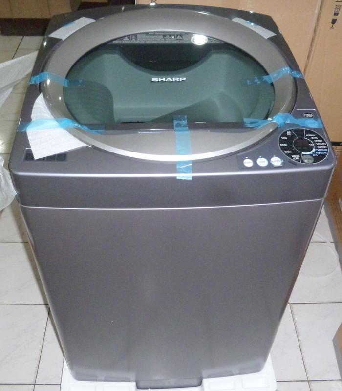 sharp tub washing machine