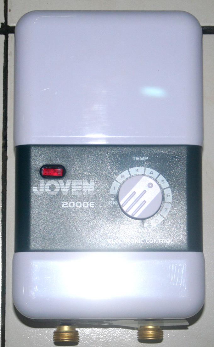 Joven 2000e electric home shower heater cebu appliance center joven 2000e electric home shower heater ccuart Images