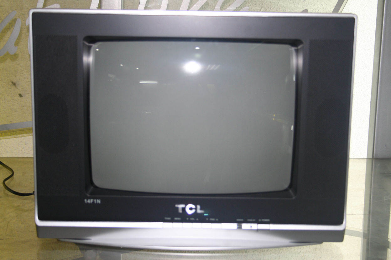 Tcl 14f1n - 14 U0026quot  Color Tv Color Tv