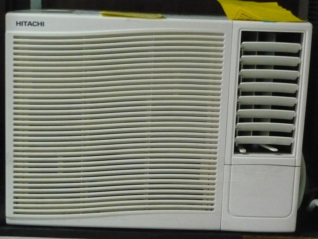Air Conditioner No Window >> Hitachi RA-05MA 0.5 hp window type aircon - Cebu Appliance Center