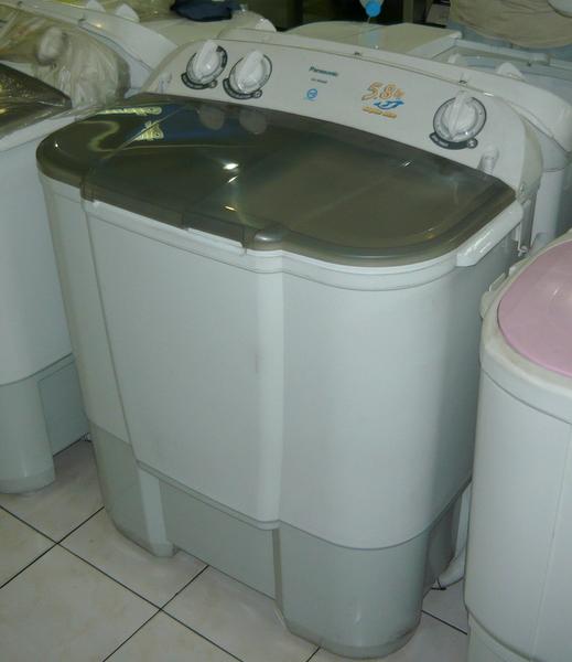 Panasonic Naw588 5 8kg Twin Tub Washing Machine Cebu