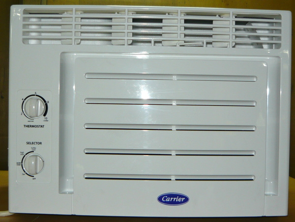 Carrier 0 5 Hp Window Type Aircon New Design In Compact