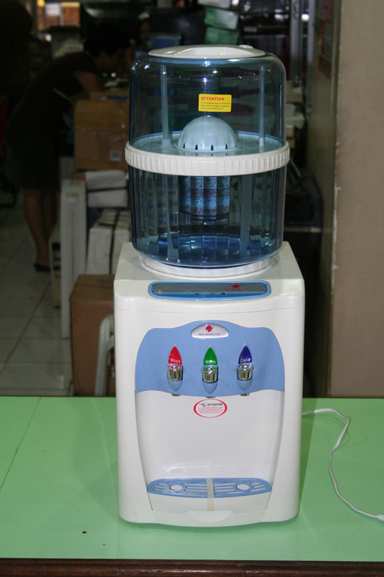 Micromatic Table Top Water Dispenser
