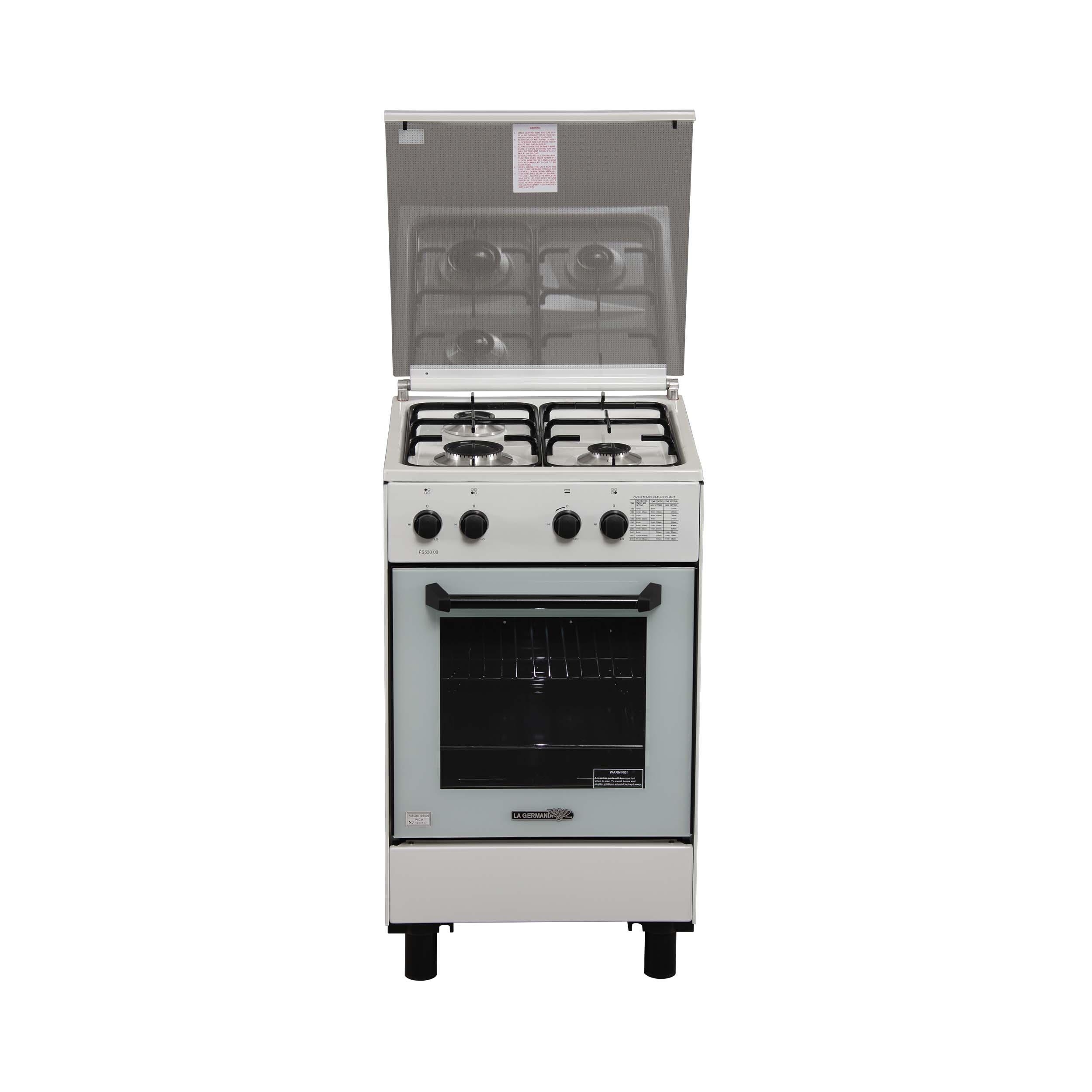 La Germania Gas Range Fs530 00w Cebu Appliance Center