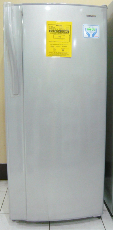 refrigerator 7 5 cu ft. sharp 5 cuft refrigerator 7 cu ft