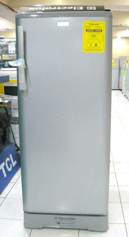 Electrolux White Westinghouse 7 Cuft Refrigerator Cebu