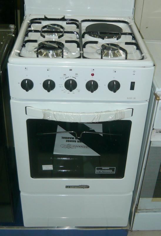 La Germania 3 Gas 1 Electric Hotplate Cebu Appliance