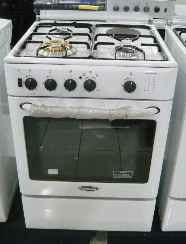 La Germania 3 Gas 1 Electric Hotplate Cebu Appliance