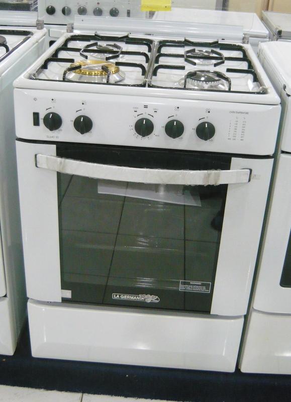 La Germania 4 Gas Burner With Gas Oven Cebu Appliance Center