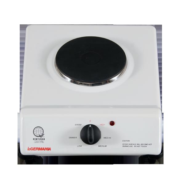 electric stove. Perfect Electric La Germania Single Burner Electric Stove In Electric Stove S