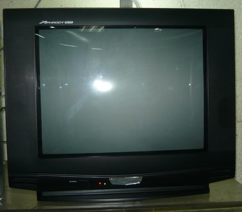 sharp crt tv. sharp crt tv