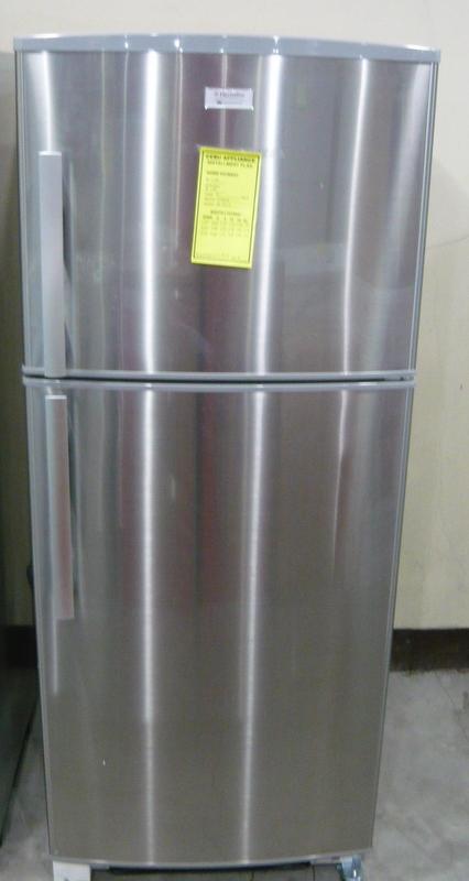 electrolux white electrolux white 10 cuft 2 door stainless cebu appliance center