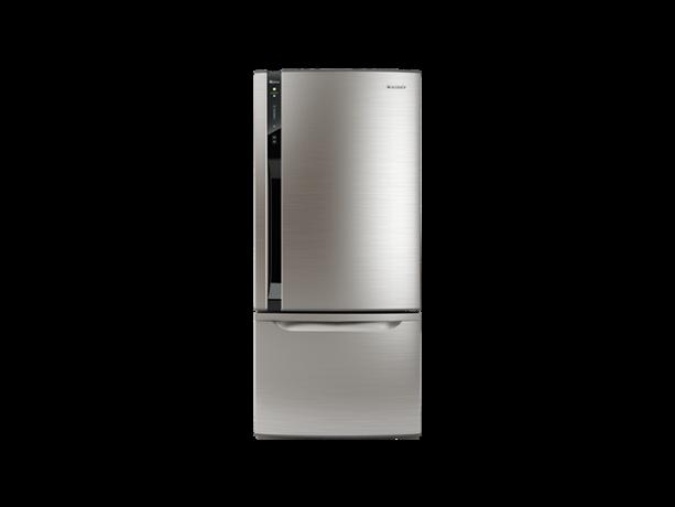 panasonic refrigerator inverter. panasonic 21 cuft econavi inverter refrigerator c