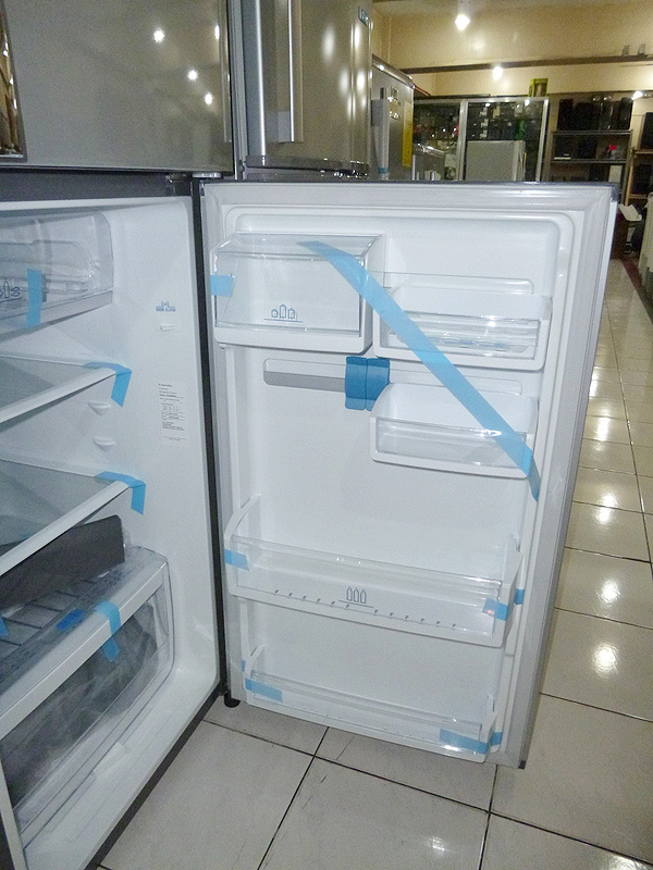 electrolux white 74 cuft 2 door no frost electrolux