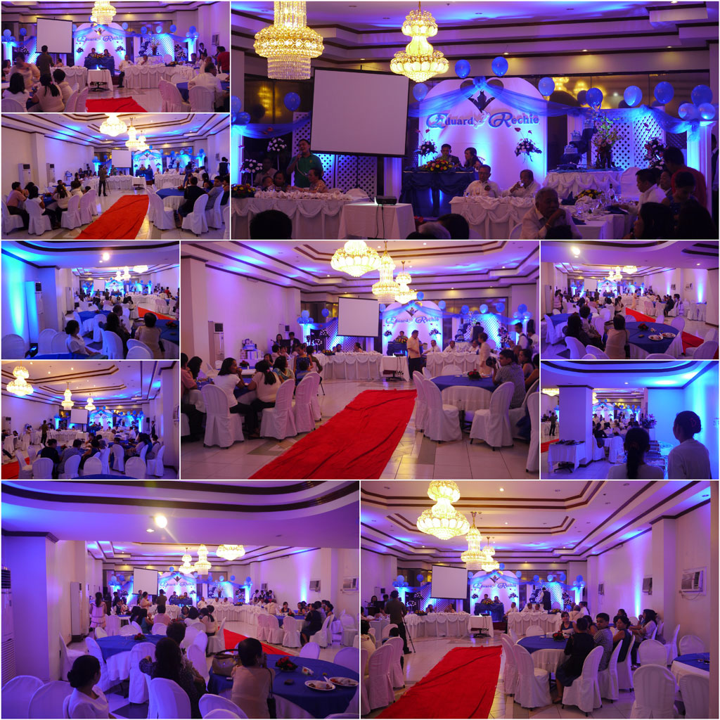 CAC Colored LED Lighting for Events & Parties (CGH)