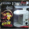imarflex electric juice extractor