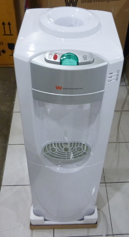 White Westinghouse Hot Amp Cold Water Dispenser Cebu