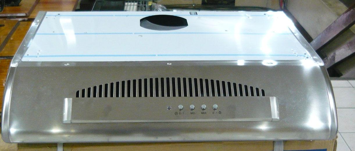 la germania n3601ss stainless range hood - Rangehood