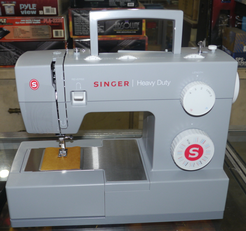 Singer Portable Heavy Duty Sewing Machine Cebu Appliance Center Simple Singer Sewing Machine Heavy Duty
