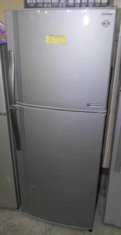 Sharp 10 Cuft 2 Door No Frost Refrigerator Cebu