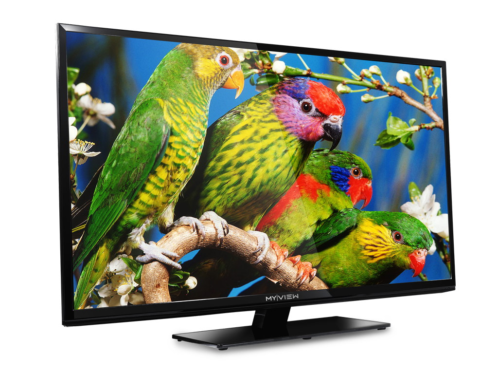 Appliance Colors My View 32 Quot Led Tv With Usb Input For Photo Music And