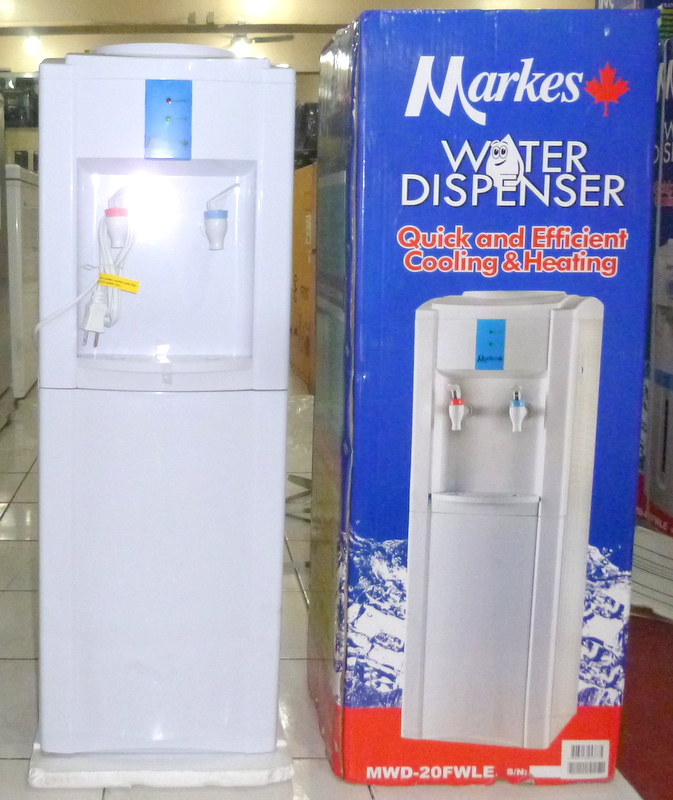 markes hot u0026 cold water dispenser