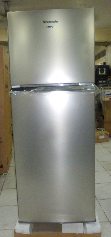 Panasonic 2 Door 8 5 Cuft Inverter Refrigerator Cebu