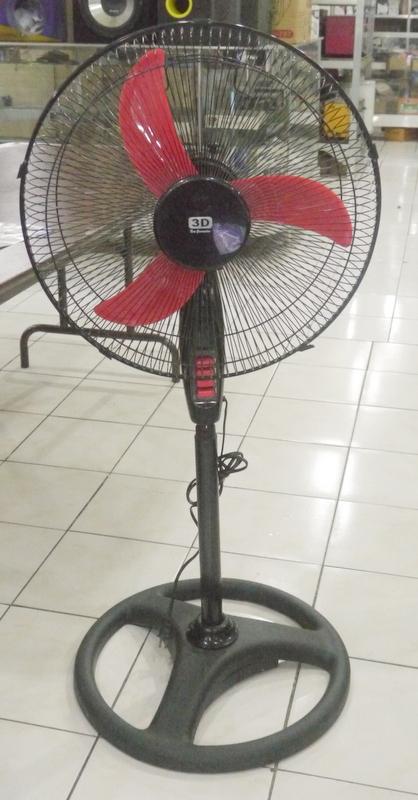 3d Industrial Stand Fan Cebu Appliance Center