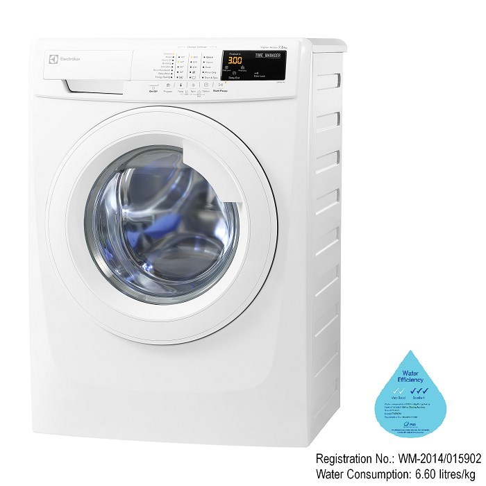 Electrolux 7 5kg Front Load Washing Machine Cebu