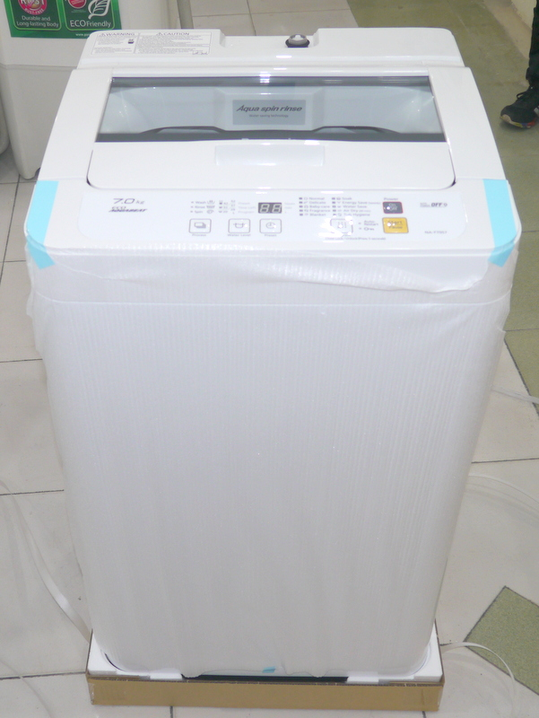 Panasonic 7 Kg Full Automatic Washing Machine