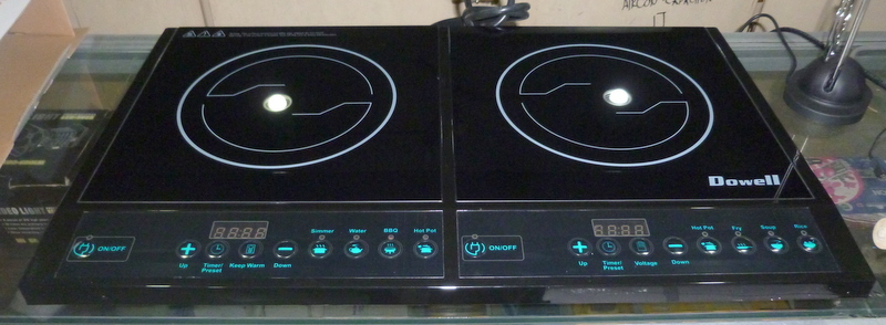 Dowell 2 Burner Induction Cooker Cebu Appliance Center