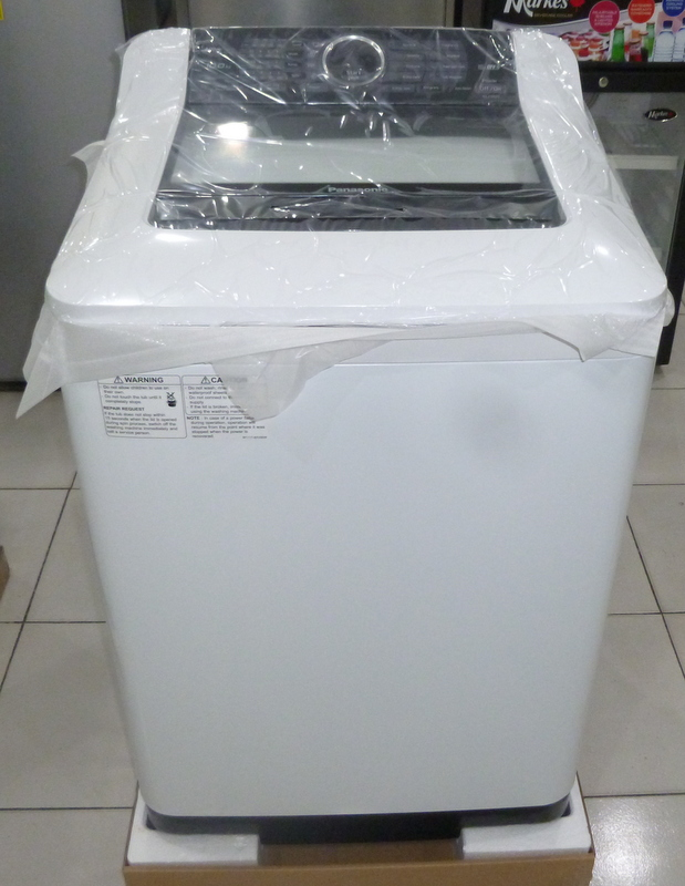 Panasonic 10kg Fully Automatic Washing Machine