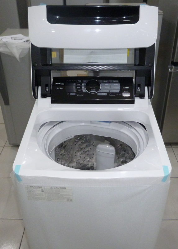 Panasonic 9 Kg Fully Automatic Washing Machine
