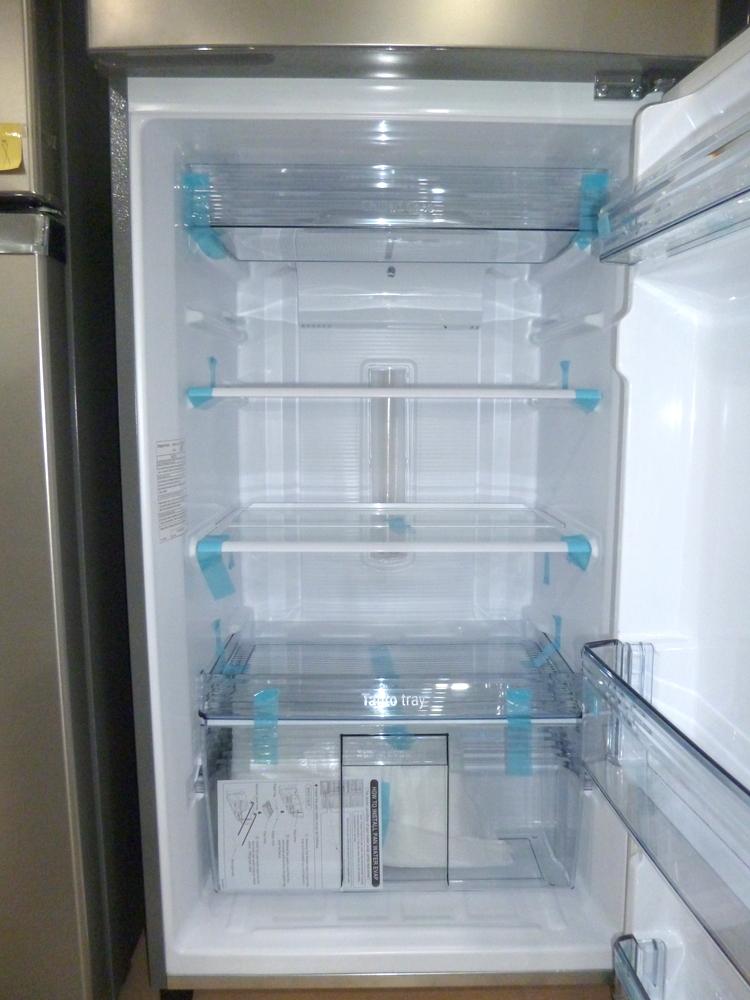 Panasonic 10 8 Cuft 2 Door No Frost Inverter Refrigerator