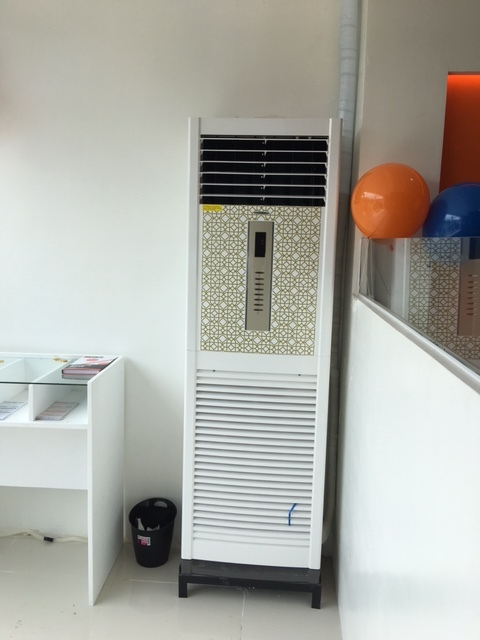 Crowne Aire 5 Tons 6 Hp Floor Mounted Aircon With Single