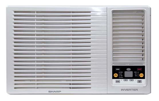 Sharp 1 5 Hp Inverter Window Type Aircon With Remote